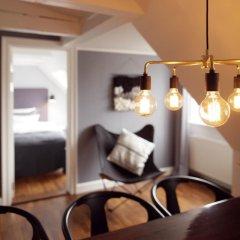 Отель Arthur Aparts Дания, Копенгаген - отзывы, цены и фото номеров - забронировать отель Arthur Aparts онлайн комната для гостей фото 5