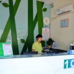 Отель 100 Inn Xiamen Canghong Road интерьер отеля фото 2