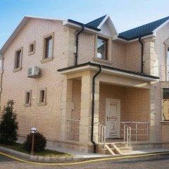 Отель AlmaBagi Hotel&Villas Азербайджан, Куба - отзывы, цены и фото номеров - забронировать отель AlmaBagi Hotel&Villas онлайн вид на фасад
