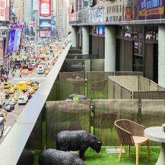 Renaissance New York Times Square Hotel развлечения