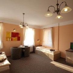 Отель Penzion Eduard Чехия, Франтишкови-Лазне - отзывы, цены и фото номеров - забронировать отель Penzion Eduard онлайн комната для гостей фото 3