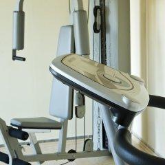 Отель Blue Bay фитнесс-зал фото 4