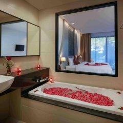 Отель Ananta Burin Resort Таиланд, Ао Нанг - 1 отзыв об отеле, цены и фото номеров - забронировать отель Ananta Burin Resort онлайн ванная фото 2