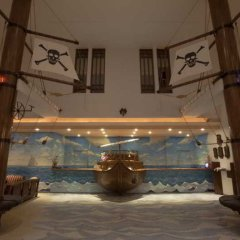 Pirates Beach Club Турция, Кемер - отзывы, цены и фото номеров - забронировать отель Pirates Beach Club онлайн интерьер отеля фото 2