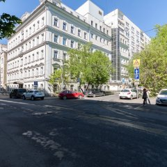 Апартаменты Apartment Nice Sukharevskaya Москва парковка