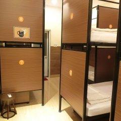 Отель Language Exchange сауна