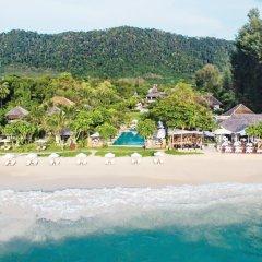 Отель Layana Resort And Spa Ланта пляж