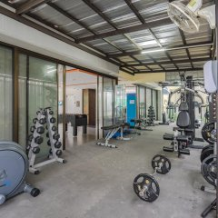 Patong Pearl Hotel фитнесс-зал