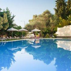 Отель Corfu Village Сивота с домашними животными