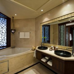 Отель Raffles Dubai ванная фото 2