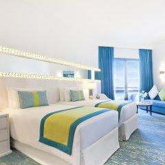JA Ocean View Hotel 5* Стандартный номер с различными типами кроватей фото 2
