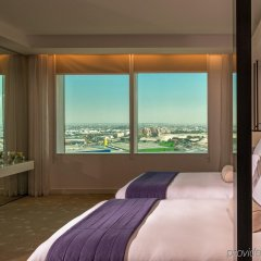 Отель InterContinental Residence Suites Dubai Festival City комната для гостей фото 5