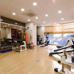 Ocloud Hotel Gangnam фитнесс-зал
