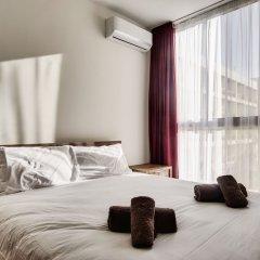 Отель The Village Apartments Мальта, Буджибба - отзывы, цены и фото номеров - забронировать отель The Village Apartments онлайн комната для гостей фото 5