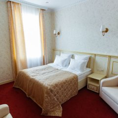 Гостиница Golden Plaza комната для гостей фото 4