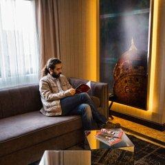 Cihangir Hotel Турция, Стамбул - отзывы, цены и фото номеров - забронировать отель Cihangir Hotel онлайн интерьер отеля фото 2