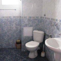 Отель Nakra Болгария, Стара Загора - отзывы, цены и фото номеров - забронировать отель Nakra онлайн ванная