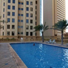 Suha Hotel Apartments By Mondo Дубай спортивное сооружение