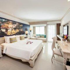 Отель Novotel Phuket Resort 4* Улучшенный номер с различными типами кроватей фото 2