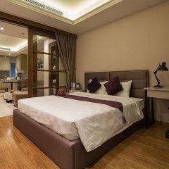 Отель Parkside Serviced Residence - Managed By Dragon Fly сейф в номере