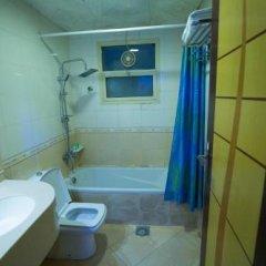 Отель Dream Palace Hotel ОАЭ, Аджман - отзывы, цены и фото номеров - забронировать отель Dream Palace Hotel онлайн ванная
