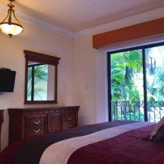 Отель Gran Real Yucatan удобства в номере