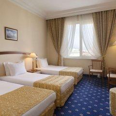 Отель Рамада Пловдив Тримонциум комната для гостей