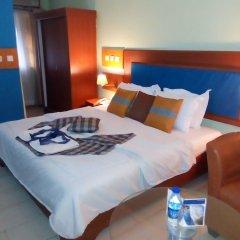 Golden Tulip Airport Hotel комната для гостей фото 2