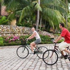 Отель Seahorse Resort & Spa Фантхьет спортивное сооружение
