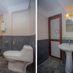 Отель OYO 280 Hob Nob Garden Resort Непал, Катманду - отзывы, цены и фото номеров - забронировать отель OYO 280 Hob Nob Garden Resort онлайн ванная
