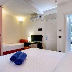Отель VOI Floriana Resort Симери-Крики сейф в номере