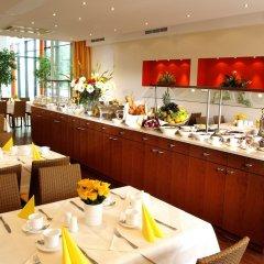 Отель Feringapark Hotel Германия, Унтерфёринг - отзывы, цены и фото номеров - забронировать отель Feringapark Hotel онлайн питание фото 3