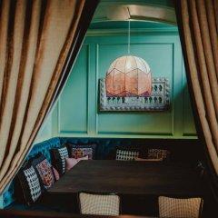 Kimpton Charlotte Square Hotel гостиничный бар