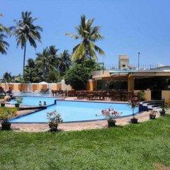 Paradise Beach Hotel бассейн фото 3