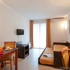 Отель Aparthotel Adagio Access Nice Acropolis Ницца комната для гостей фото 3