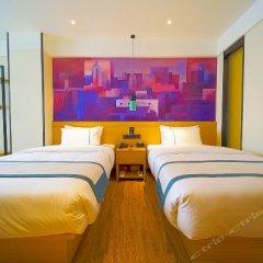 City Convenient Hotel (Guangzhou Xiamao Bus Passenger Station Shop) комната для гостей фото 2