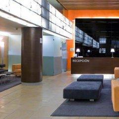 Отель Silken Puerta de Valencia Испания, Валенсия - 5 отзывов об отеле, цены и фото номеров - забронировать отель Silken Puerta de Valencia онлайн интерьер отеля фото 3