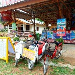 Отель Baan Ok Ланта спортивное сооружение