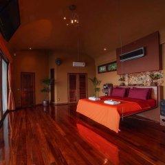 Отель Monkey Flower Villas Таиланд, Остров Тау - отзывы, цены и фото номеров - забронировать отель Monkey Flower Villas онлайн комната для гостей фото 5