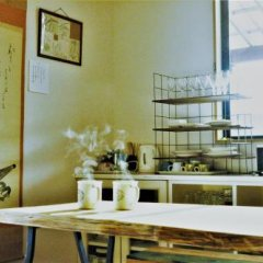 Yakushima Youth Hostel Якусима питание фото 3
