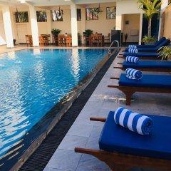 Отель The Ocean Pearl фитнесс-зал