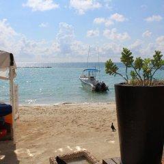 Отель Koox La Mar Condhotel Плая-дель-Кармен пляж фото 2