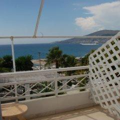Отель Saranda Албания, Саранда - отзывы, цены и фото номеров - забронировать отель Saranda онлайн балкон