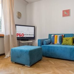 Апартаменты P&O Old Town Варшава комната для гостей фото 5