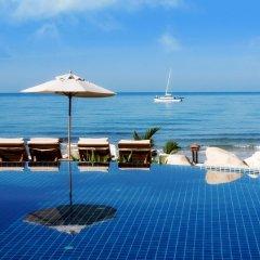 Отель Kacha Resort and Spa Koh Chang пляж