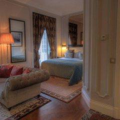 Отель Intercontinental Palacio Das Cardosas Порту комната для гостей фото 2