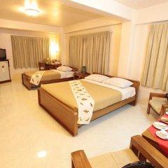 Hupin Hotel Nyaung Shwe комната для гостей фото 4
