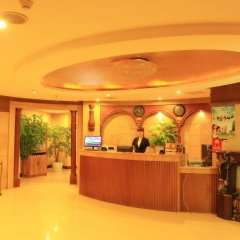 Haosi Hotel - Chongqing интерьер отеля