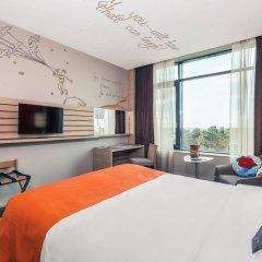 Гостиница Mercure Сочи Центр в Сочи - забронировать гостиницу Mercure Сочи Центр, цены и фото номеров комната для гостей фото 2