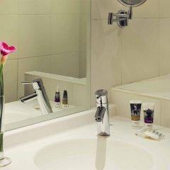 Отель Mercure Toulouse Centre Wilson Capitole hotel Франция, Тулуза - отзывы, цены и фото номеров - забронировать отель Mercure Toulouse Centre Wilson Capitole hotel онлайн ванная фото 2